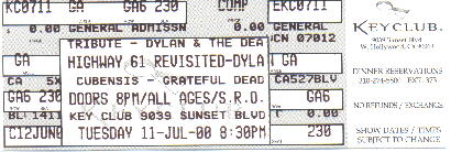 7/11/00 ~ The Key Club